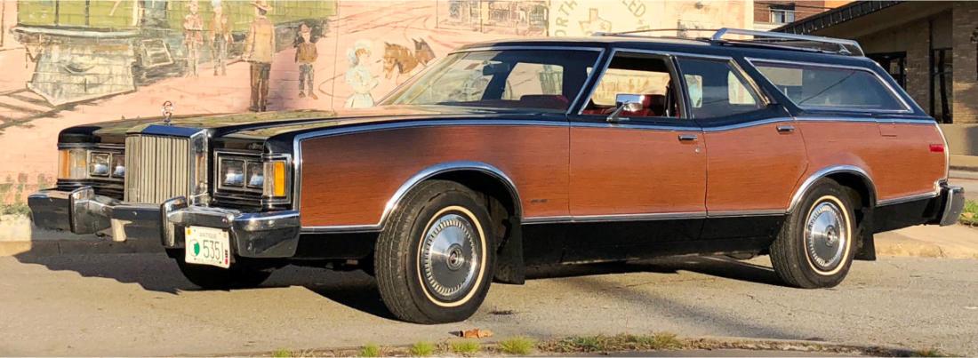 1977 Cougar Villager