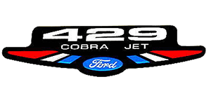 1971 429 Cobra Jet Registry