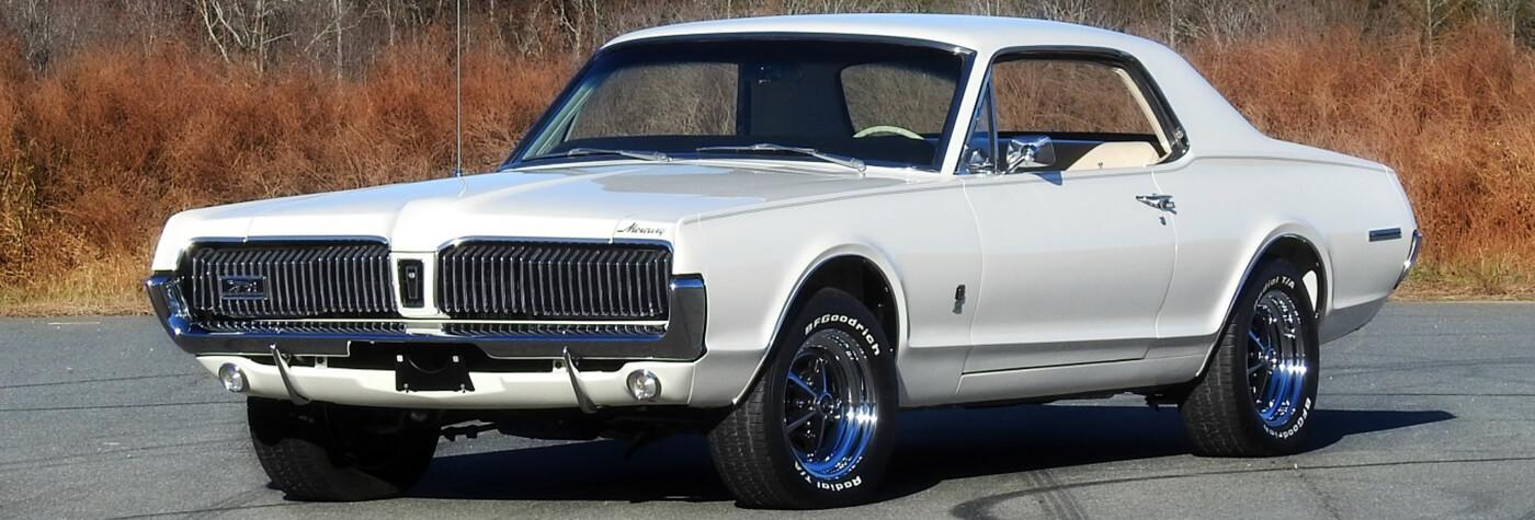 6.5 Litre 1967 Cougar