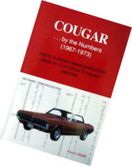 Cougar by the Numbers