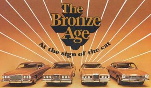 1973 Mercury Bronze Age