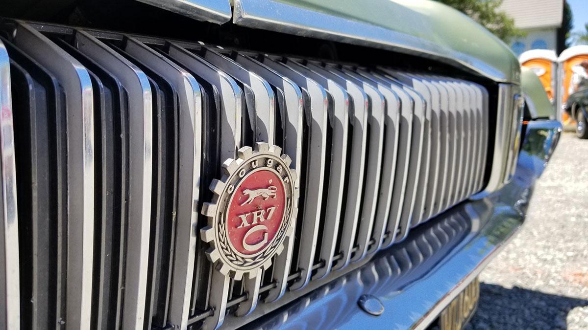 1968 XR7-G Emblem