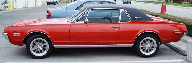 1968 Calypso Coupe