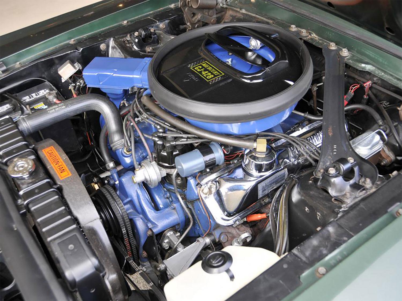 1969 Cougar 428 Cobra Jet Engine