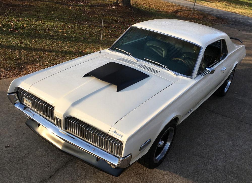 1968 Mercury Cougar R-Code 428CJ