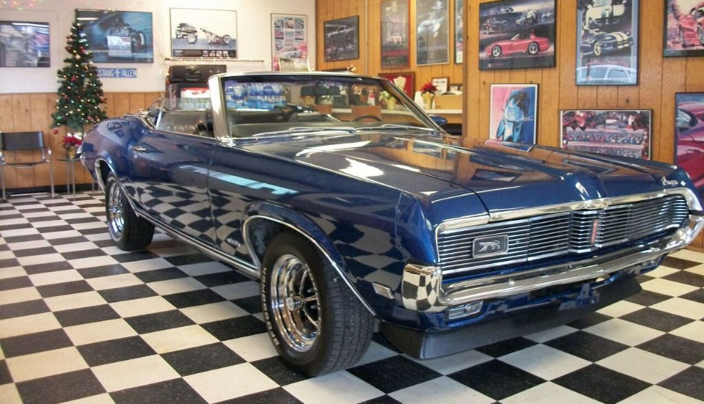 1969 Mercury Cougar 390 S-Code