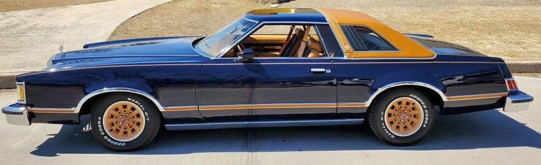 1978 Mercury Cougar XR-7