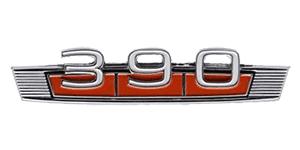 1969 390 Registry