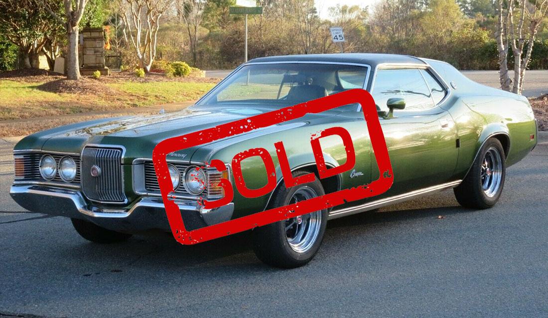 Sold Cougar
