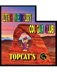 """Utah Mercury Cougar Club """"Top Cats"""""""