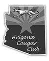 Arizona Cougar Club B&W