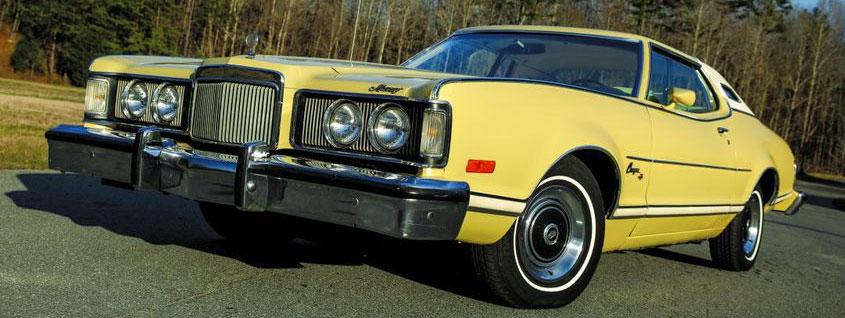 1974 Mercury Cougar