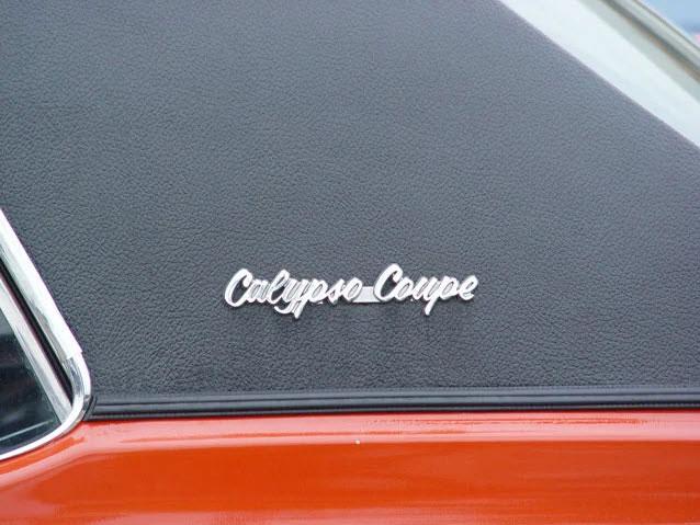 Calypso Coupe emblem