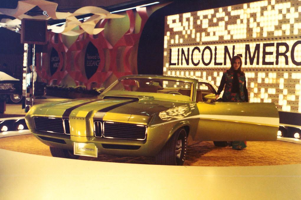 1970 Mercury Cougar El Gato