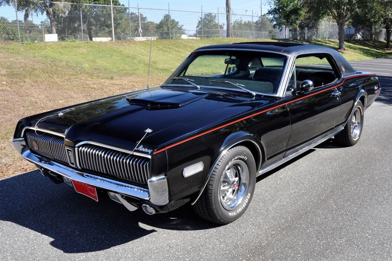 1968 Cougar XR7-G