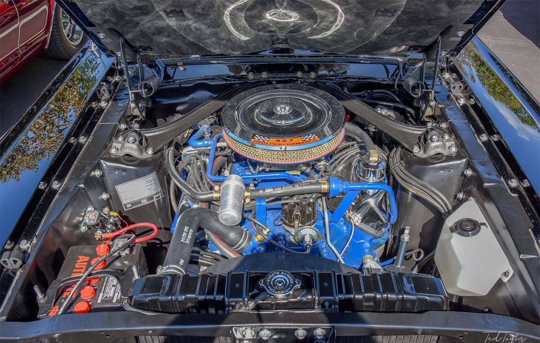 1968 Mercury Cougar GT-E Engine