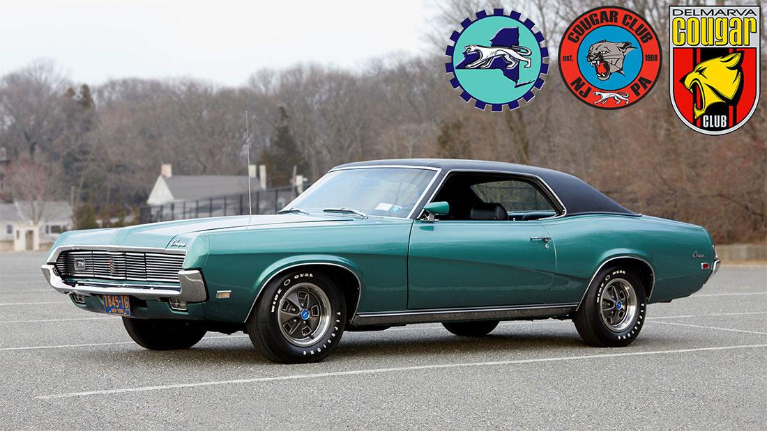 #5997 Cliff Gardiner 1969 Mercury Cougar