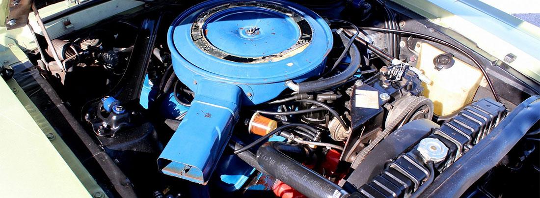 1968 Mercury Cougar 6.5 Litre Engine