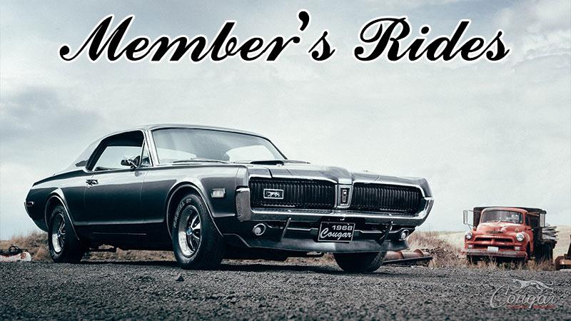 Member's Rides