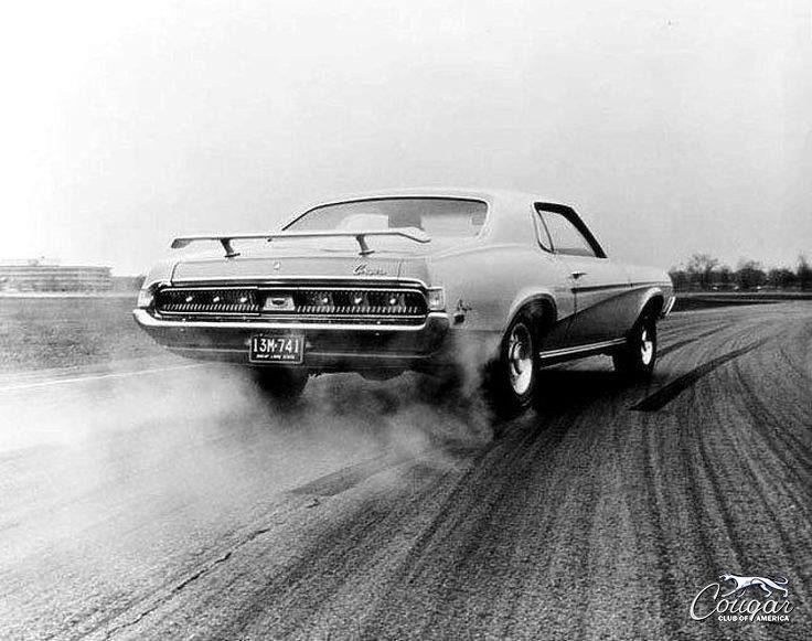 1969 Mercury Cougar Eliminator Demo