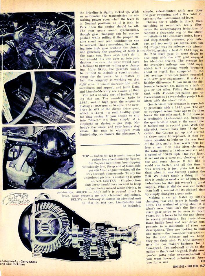 Hot Rod January 1969