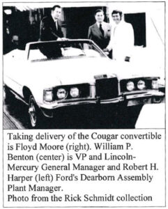 Last Convertible - 1973 Mercury Cougar XR-7 Convertible Delivery