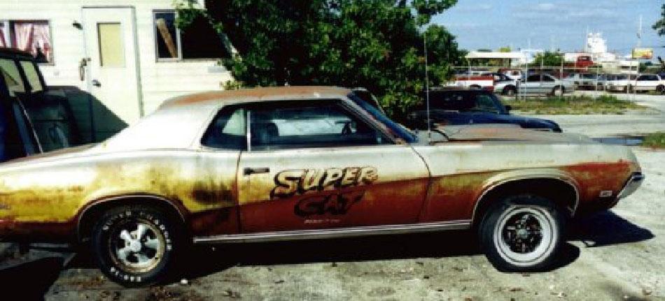 """1969 Mercury Cougar """"Super Cat"""""""