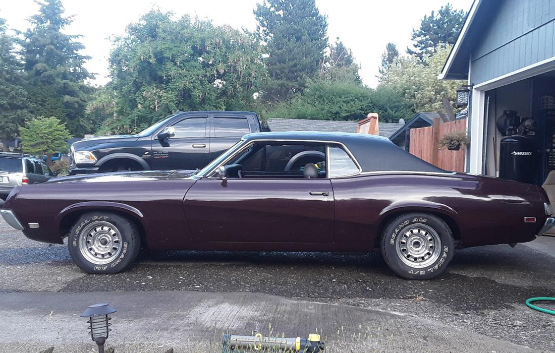 #10230 Andrew Walker 1969 Mercury Cougar 390