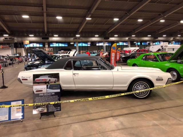 1968 Mercury Cougar 500