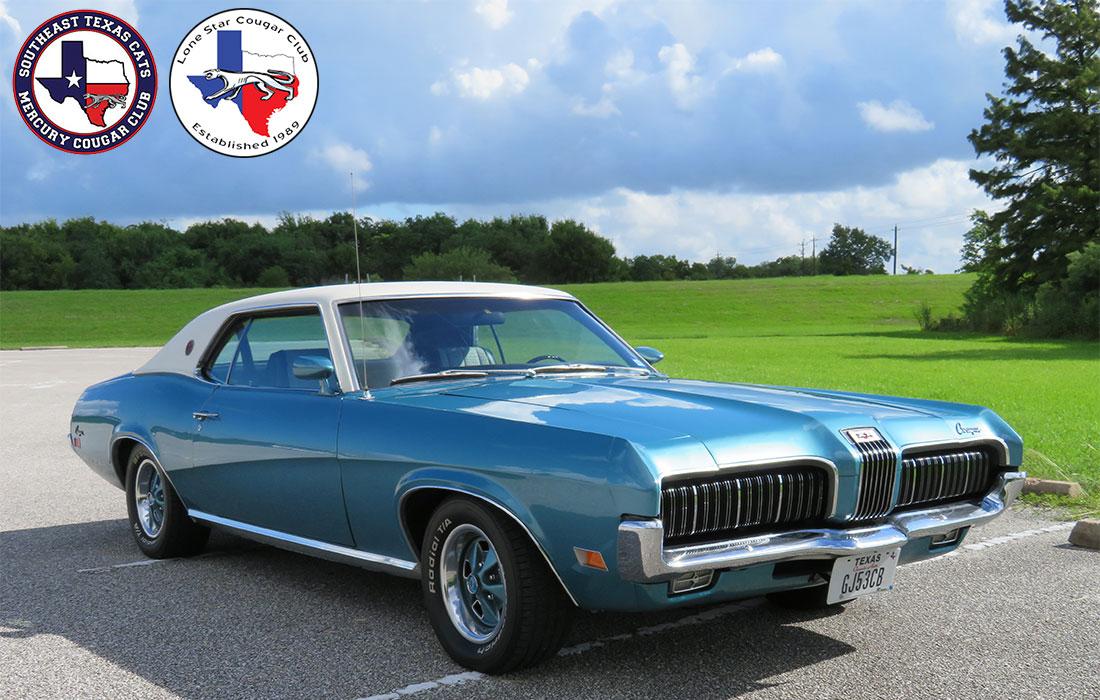 #9432 Thomas Folk 1970 Mercury Cougar XR-7