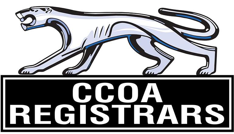 CCOA Registrars
